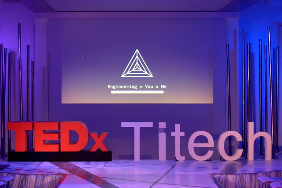 tedx titech 2014 hall