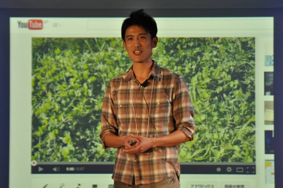 tedx titech 2014 sharewis tsujikawa